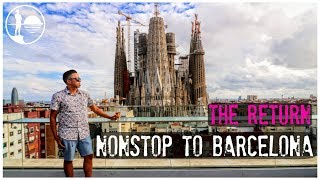 HOW TO GET TO BARCELONA ON A BUDGET   Spain Travel Tips