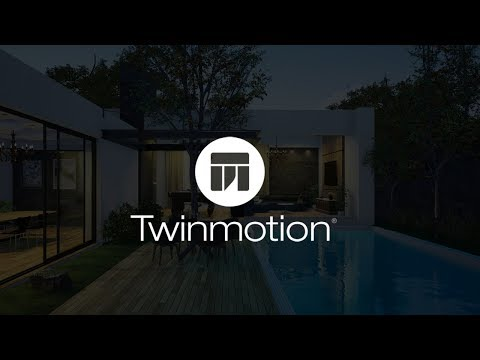 Twinmotion Dynamic Link For Archicad