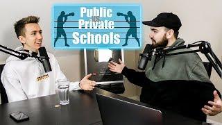 Public Schools vs. Private Schools