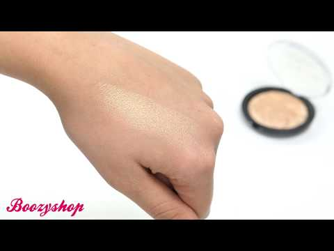 Makeup Revolution Makeup Revolution Strobe Highlighter Gold Addict