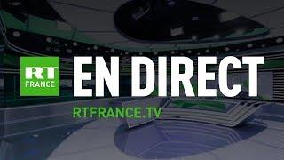 Regardez RT France en direct
