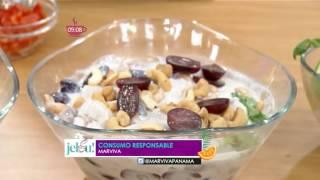 Gracias Jelou y TVN Panama por dejarnos hablar sobre el Consumo Responsable