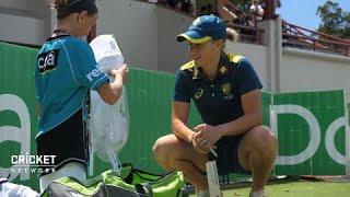 Alyssa Healys Surprise For Young Cricket Fan