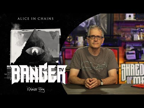 ALICE IN CHAINS Rainier Fog Album Review | Overkill Review
