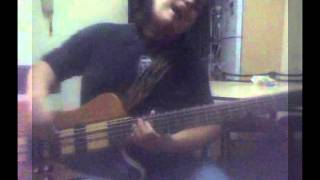 Joey Tempest - Losing you again (Bass Cover)