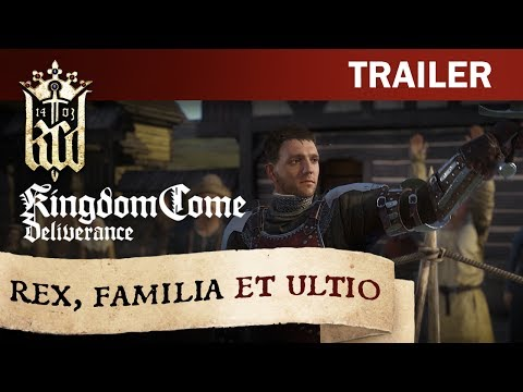 Kingdom Come: Deliverance Steam Key GLOBAL - video trailer
