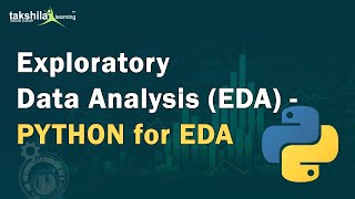 Exploratory Data Analysis (EDA) - Python for EDA - Inductory