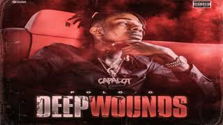 Polo G   Deep Wounds [Official Instrumental] Prod. By 1040 X Dmajor X Callari