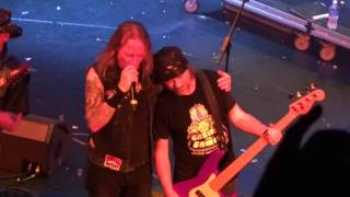"""Dangerous Toys - """"Scared"""" -  Monsters of Rock Cruise 2016"""