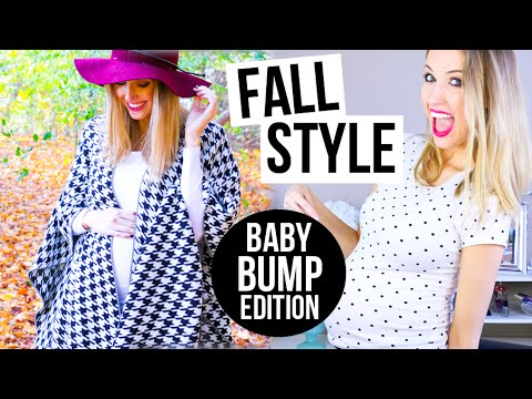 STYLING THE BUMP (& BEYOND!) || My Wardrobe Essentials!