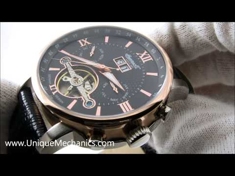 Ingersoll Watch IN6900RBK Grand Canyon Automatic