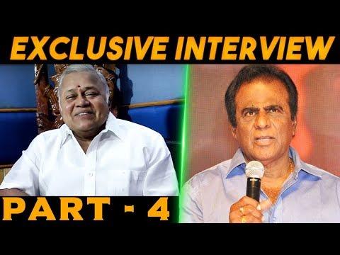 Kalaimamani Radha Ravi Actor /Secretary SIFAA Open Heart Interview - Vishal Father Of Drama?