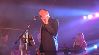 CINERAMA - The girl from the DDR (Live @Indietracks) (24-7-2015)