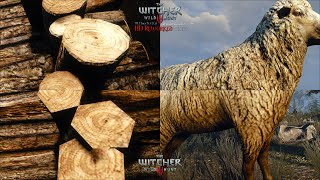 The Witcher 3 HD Reworked Project 12 Ultimate - General Preview 1