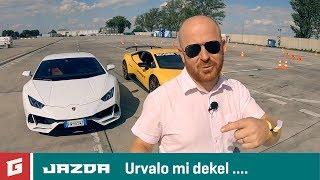 Lamborghini Huracán Evo 640 HP - Slovakia Ring - GLOG#39 - Rasťo Chvála