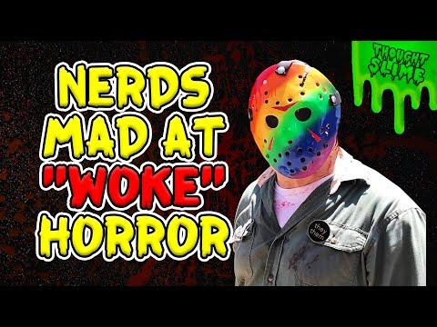 "Roasting nerds mad at ""woke"" horror movies!"
