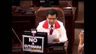 NO a Eutanasia en Colombia