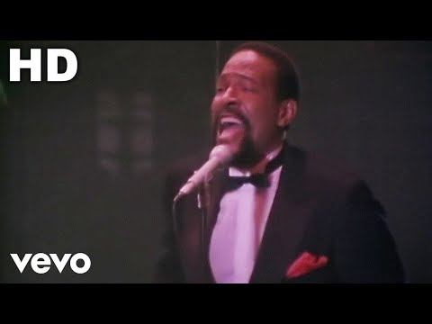Marvin Gaye - Sexual Healing (Video)