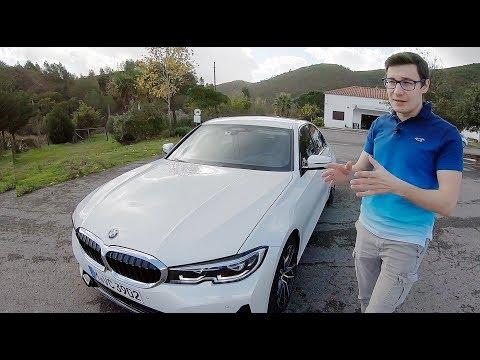 СНОВА ЛУЧШАЯ. BMW 3 SERIES 2019. Тест-драйв и обзор новой трешки БМВ (G20) видео