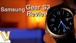Samsung Gear S3 Review: Sollte man die Smartwatch im Jahr 2020 noch kaufen?/Review in 2020 (deutsch)
