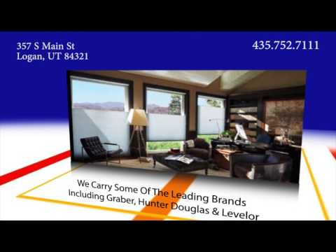 Blinds and Curtains in Logan, UT | Trend Interiors, Inc