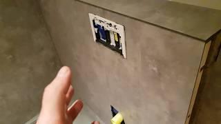Alternatieve Wandbekleding Badkamer : Vochtbestendig laminaat geschikt voor de badkamer Дом новости