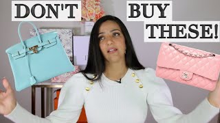 5 Bags Im Never Buying Again! Hermes, Chanel & Louis Vuitton | Ericas Girly World