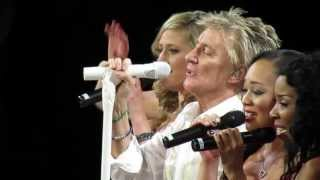 ROD STEWART - SAILING (Bell Center, Montreal, 2013) High Quality Mp3