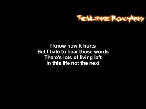 Three Days Grace - The End Is Not The Answer [Lyrics on screen] HD