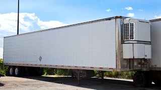 2000 Great Dane Reefer Trailer for sale