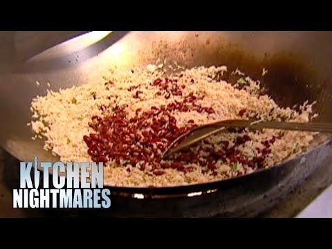 Gordon Ramsay Can't Take How Kitchen Operates | Kitchen Nightmares