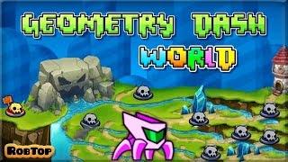 COMO DESCARGAR GEOMETRY DASH WORLD PARA PC | MEDIAFIRE | GRATIS | 2017