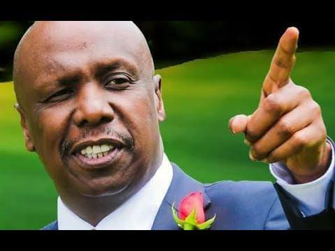 Leave 2022 to God, says Senator Gideon Moi   PRESS REVIEW