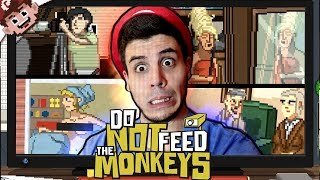 CATCHING PERVERTS, BABYSITTING HITLER, & So Much More! (Do NOT Feed the Monkeys!)