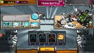 Cartoon wars 3 Gameplay!!!