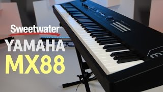 yamaha mx88 synthesizer