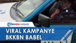 Viral Video BKKBN Babel Kampanye Tunda Kehamilan di Tengah Wabah Corona, Gubernur Buka Suara