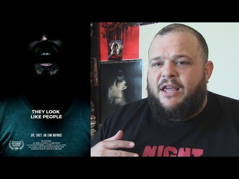 They Look Like People (2015) movie review horror thriller