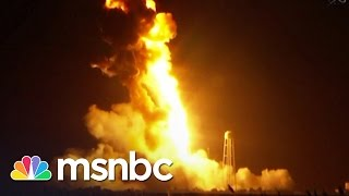 Five Space Race Disasters | This Day Forward | msnbc thumbnail