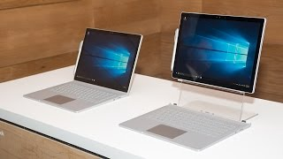"Surface Book: Hands-On with Microsoft's ""Ultimate Laptop"""