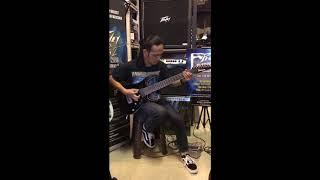 Peavey Guitar Showdown 2018 | Riza ILhami, Banjarmasin