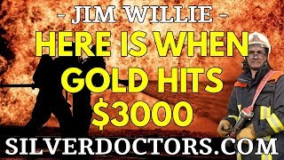Gold Price Will Hit $3,000 Once This Happens | Jim Willie