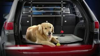 Pet Barrier by WeatherTech YouTube video