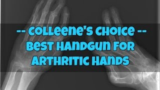 Colleene Answers Questions (Ep.87): Best Gun for Arthritic Hands