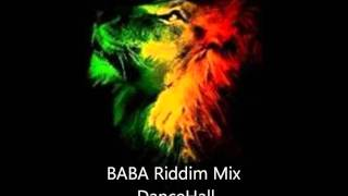 BABA Riddim MIx January 2012 Roots Reggae Ragga Riddim Mix
