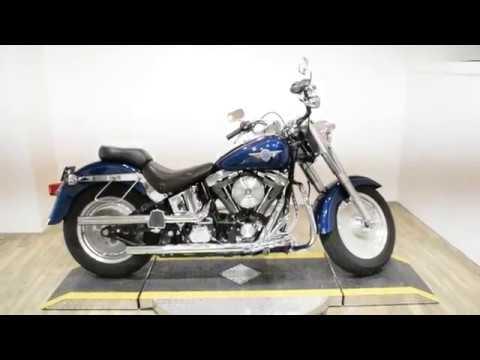 1999 Harley-Davidson FLSTF FATBOY in Wauconda, Illinois
