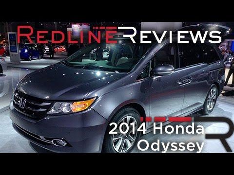 2014 Honda Odyssey - 2013 New York Auto Show