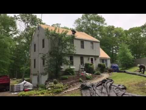 Double Roof Replacement in Old Saybrook, CT