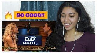 Luis Fonsi - Despacito ft. Daddy Yankee & Justin Bieber (SING OFF vs. Pixie Lott) | REACTION