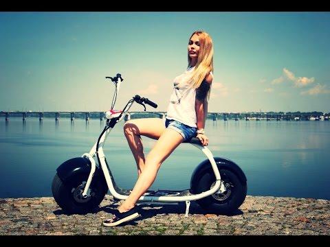 Продажа   SEEV электро-скутер